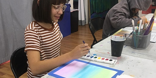 Teen Art Studio (ages 12-18)