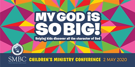 SMBC 2020 Children's Ministry Conference tickets