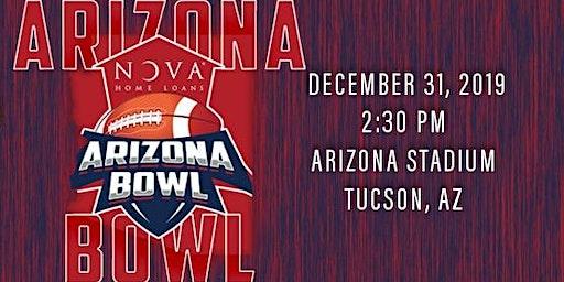 NOVA Arizona Bowl Dec. 31, 2019 - Heroes Program Tickets for Teachers
