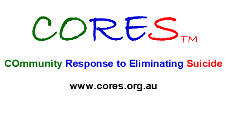 CORES Suicide Prevention Training