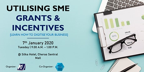 Corporate Development Strategy 2020: Utilising SME Grants & Incentives tickets