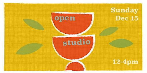 OPEN STUDIO + OLLA WORKSHOP