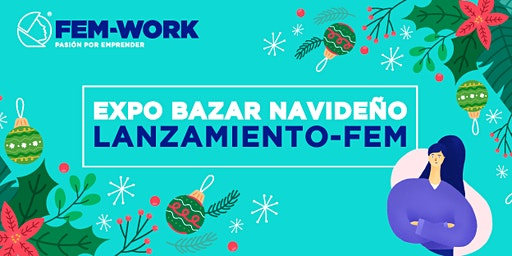 Expo-Bazar Navideño en CDMX