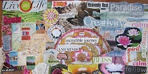 Vision Boards Workshop at Bonnie Doon Hall: January...