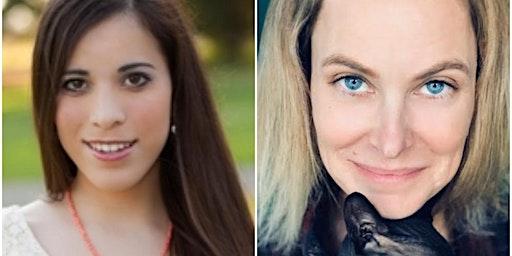 Anna-Marie McLemore and Elana K. Arnold