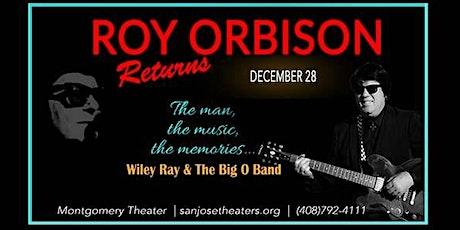Roy Orbison Returns tickets