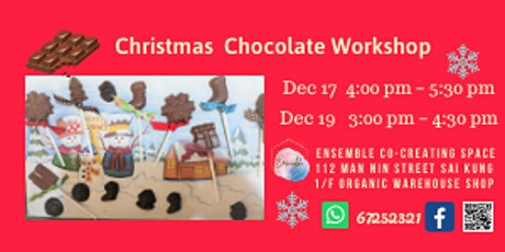 Christmas Chocolate Workshop tickets