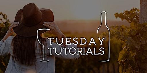 Tuesday Tutorials: Australian Wine // 5 May 2020 6:30pm