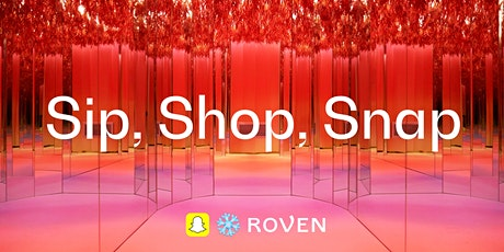 Sip, Shop, Snap Holiday Happy Hour hosted by Roven  tickets
