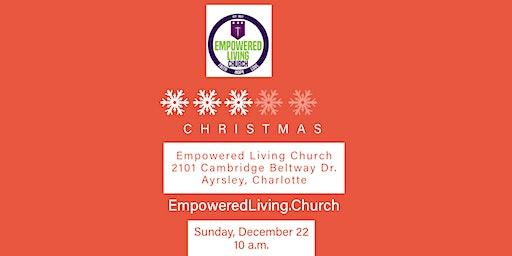 Christmas @ Empowered Living Church