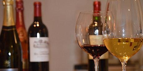 Exotic Wine Tasting Wine Class tickets