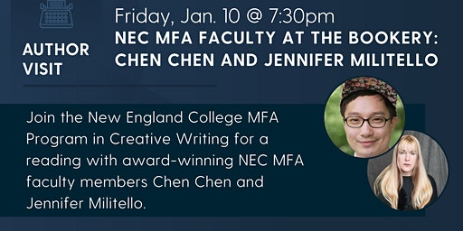 New England College Reading Meetup