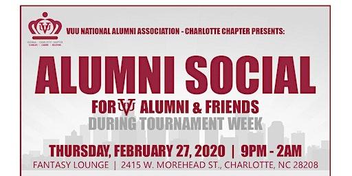 VUU Alumni Social - 2020 Tournament Week