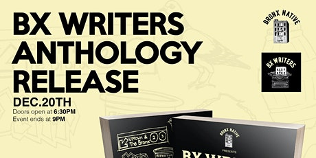 BX Writers Anthology Vol. 1 Release tickets