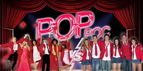 Pop Poc na Casa da Luz | Pop Music | HSM VS RBD ingressos
