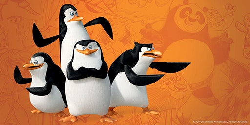 DreamWorks Animation: the Exhibition virtual tour at Tweed Heads Library.