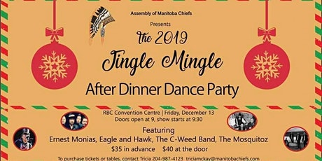 Jingle Mingle After Dinner Dance Party tickets