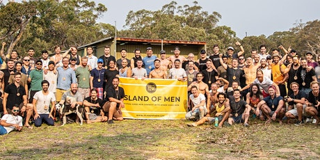 Island of Men Sydney # 2 tickets