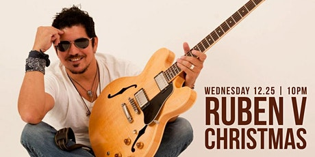 Christmas with Ruben V tickets