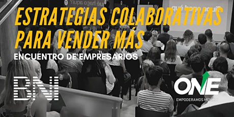 ESTRATEGIAS COLABORATIVAS PARA VENDER MAS entradas