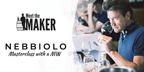Nebbiolo Masterclass with a Master of Wine // 29 October 2020 6:30PM tickets