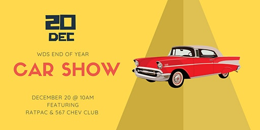 WDS End Of Year Car Show