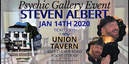 Steven Albert: Psychic Gallery Event - Union Tavern  1/14