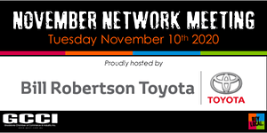 GCCI November Network Meeting