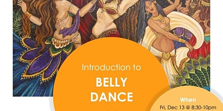 Introduction to Belly Dance  - Workshop Sampler tickets
