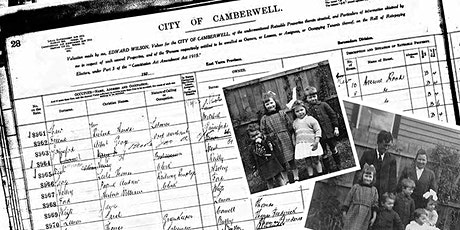 Introduction to Ancestry and Findmypast tickets