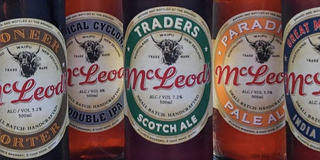 Beer Club with McLeod's Brewery tickets