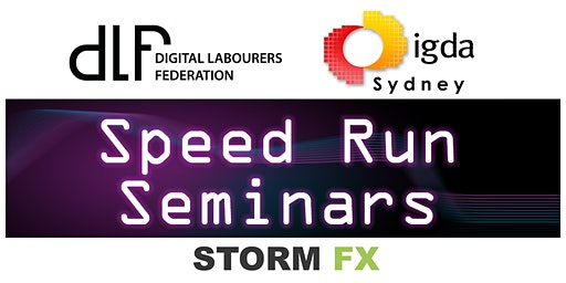 Speed Run Seminars