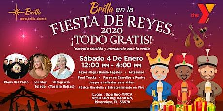 Brilla En La Fiesta de Reyes 2020 entradas