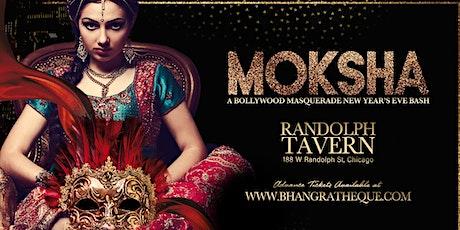Moksha - A Bollywood Masquerade NYE Bash tickets