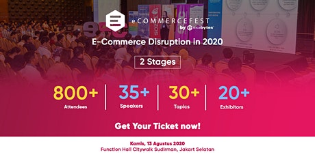 eCommerce Fest 2020: E-Commerce Disruption 2020 tickets