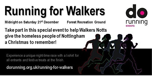 Running for Walkers 2019