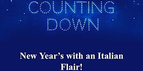 Il Barone Italian New Years Eve Celebration tickets
