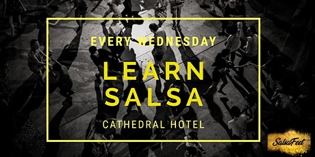 Learn Salsa in North Adelaide tickets