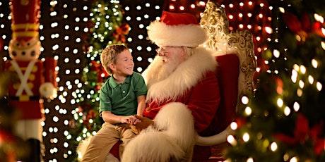 Meet Santa Claus! tickets