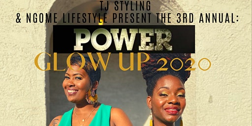 Glow Up 2020`- The Power Edition