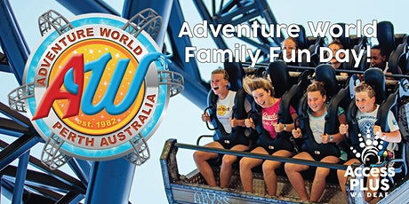Adventure World Family Fun Day! tickets