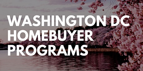 Buying a Home in Washington D.C. [Webinar] tickets