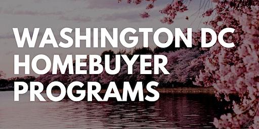 Buying a Home in Washington D.C. [Webinar]