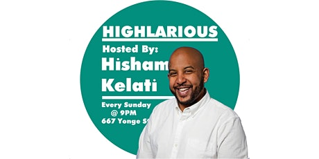 """Highlarious"" Standup Comedy Show tickets"