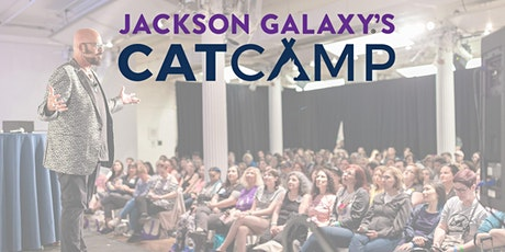 Jackson Galaxy's Cat Camp 2020 - New York tickets