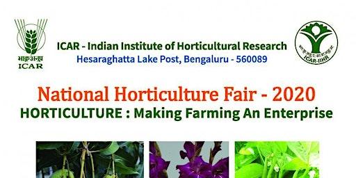 National Horticultural Fair 2020