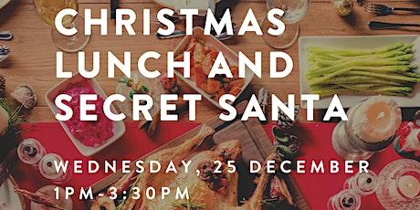 Christmas Lunch & Secret Santa tickets
