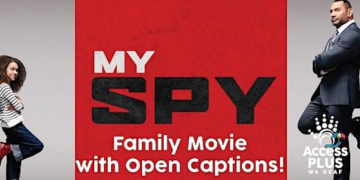 Summer Family Movie - My Spy!
