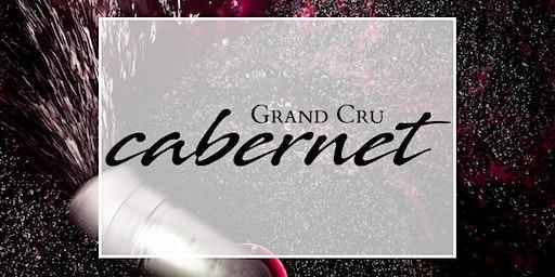 Grand Cru Cabernet Tasting // Brisbane - 13 August 2020 6:30pm
