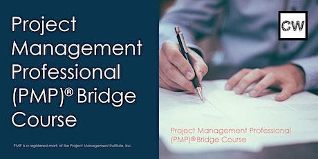 Project Management Professional (PMP)® Bridge Course tickets
